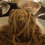 DE NIRO - キーマカレースパゲッティのリフト