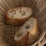 DE NIRO - ランチセットのパン