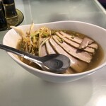 紫福庵 - 料理写真:耐力麺(スタミナ麺)