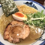 AFURI - 柚子塩らーめん蒟蒻麺。