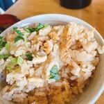 さ和長 - 桜海老の炊き込