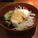 yuechixaitsuxonfa- - 豆腐サラダ