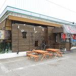 元祖博多中洲屋台ラーメン 一竜 - お店の外観
