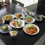 華中 - コース料理(要:予約)
