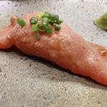 肉バル SHOUTAIAN - 肉寿司!!