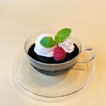 四季茶寮えど - 【氷温熟成珈琲ゼリー】旨味成分が増したコーヒー豆 を理想的な焙煎によりコクのあるキレイな味わいのゼリー
