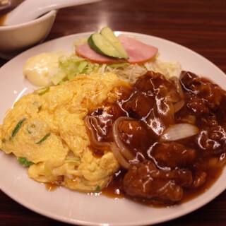 明記大陸食堂 - 料理写真: