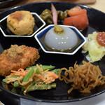 こまきしょくどう 鎌倉不識庵 - 精進料理色々