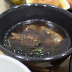 こまきしょくどう 鎌倉不識庵 - 味噌汁