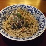 13525022 - 楽茗荷そば 大盛り(1310円)