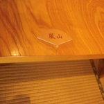 13525494 - テーブル名「嵐山」