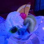 喫茶 ソワレ - 生クリームの味が優しい♡