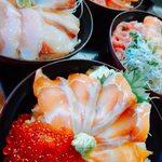 海鮮丼専門店 伊助 - 2020年8月21日
