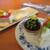 茶句庭 ながの - 料理写真:フレーズ、クリームチーズ、ブルーベリータルト、ショートケーキ