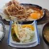 仔馬ドライブイン - 料理写真:焼肉定食820円