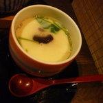 仙之助 - 茶碗蒸し