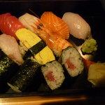 仙之助 - ここは寿司は定評あるんだよ。
