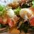 コナズ珈琲 - 料理写真:サーモン&エッグ アップで♡