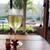 コナズ珈琲 - ドリンク写真:白グラスワイン ¥495