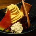 仙之助 - 私はバニラソフト・スイカ・チェリー・プリン・ホイップクリーム