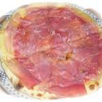 バックシュトゥーベ - 生ハム pizza
