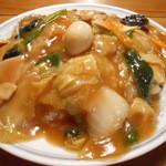 香楽 - 中華丼