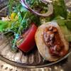 隠れ茶房 茶蔵カフェ - 料理写真:サラダ