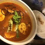 gopのアナグラ - チキン野菜 スーパースパイシー5(980円+50円+100円)