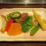 135277148 - 焼き野菜