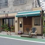 ゆうcafe - 2012/06/21撮影