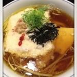 ラァメン家 69'N'ROLL ONE - (限定)大和芋トロロラーメン1000円 2012.6