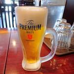 Eikarou - 生ビール580円税別