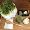 macchaankenshin - 料理写真:特・抹茶氷