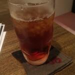 つぼ吉 - ウーロン茶