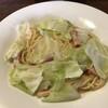 シェルタ - 料理写真:ベーコンとキャベツのオイルパスタ