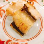 Funamachisushi yamashita - 穴子の白焼き