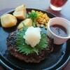 エアポートグリル&バール - 料理写真:和風ハンバーグ1288円