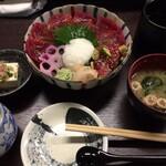 135295006 - 鉄火丼ランチ