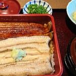 京都 鰻 まえはら -