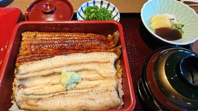 京都 鰻 まえはらの料理の写真