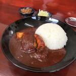 Sido - ポークカレー 辛口 ¥850