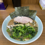 横浜ラーメン 武蔵家 -