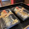 花誠 - 料理写真:鯖寿司と薫製鯖寿司のミックス