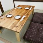 銀シャリ 原始焼き 食堂 ロビン - 2階個室【2名様~4名様】①