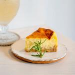 シモキタシマイ - チーズケーキ