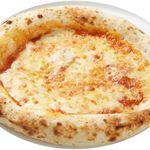 アドピッツア - プレーン ¥480 トマトソースとミックスチーズ