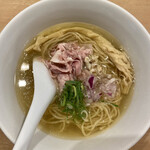 らぁ麺 鳳仙花 - らぁ麺