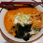 Memmintei - 味噌ラーメン800円