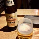 135314194 - 瓶ビール(キリン)