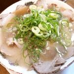 Honke daiitiasahi - ⚫チャーシュー麺 国産豚肉を使ったチャーシューは